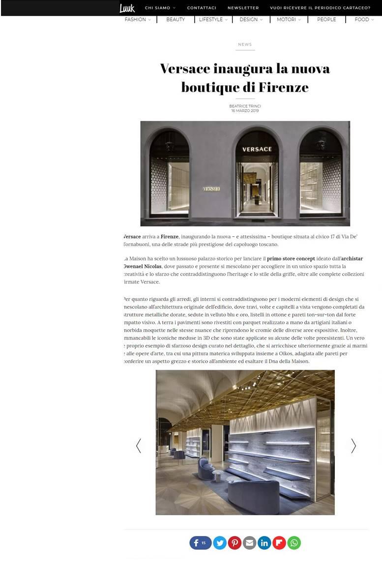 Luuk Magazine – Versace Firenze01+02+03
